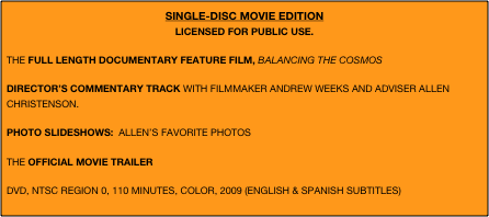 SINGLE-DISC MOVIE EDITION...